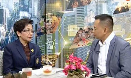 รายการรักเมืองไทย ตอน โครงการอบรมภาษาและวัฒนธรรมไทย สานสัมพันธ์ นักศึกษาจีน